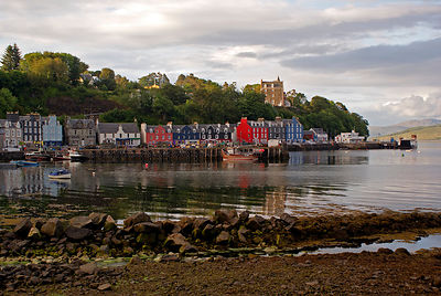 Low tide, Tobermory