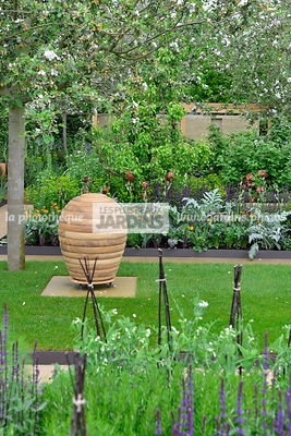 La phototh que les plus beaux jardins ruche le plus for Jardin urbain