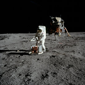 Apollo 11 - Buzz Aldrin 7
