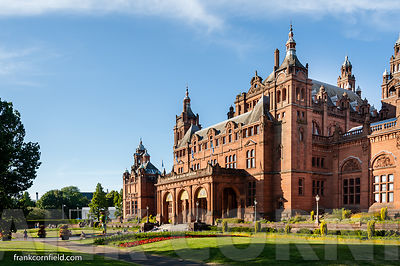 Kelvingrove Art Gallery and Museum.