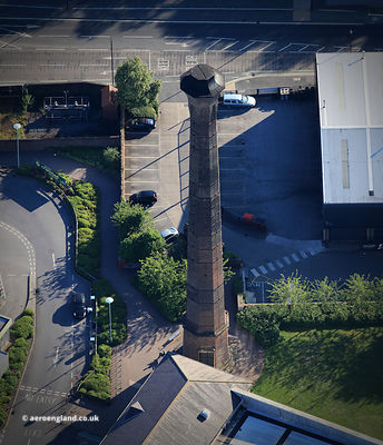 York Destructor Chimney