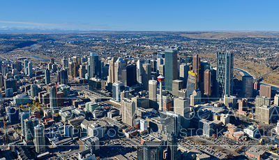 Downtown Calgary Skyline