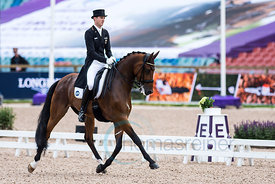 FEI Dressage Grand Prix Special
