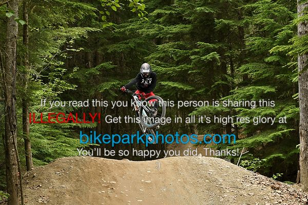 Tuesday June 5th Heart Of Darkness bike park photos