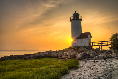 Annisquam Lighthouse, North Shore, Massachussets