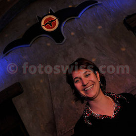 Corina Fueter Festival da Jazz- Live at Dracula Club in St.Moritz