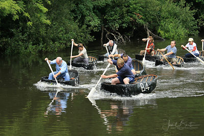CILGERRAN CORACLE RACES photos