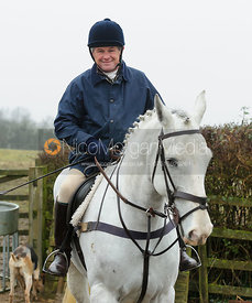 Charlie Gordon-Watson - The Cottesmore Hunt at Home Farm 31/1
