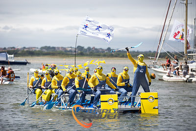 RNLI Raft Race 2015 photos
