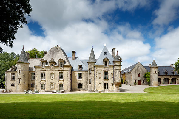 CHATEAU DE SERVIGNY - Cotentin photos