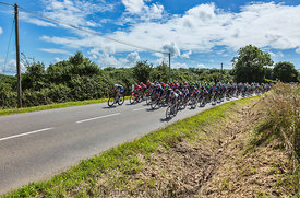 The Peloton - Tour de France 2016
