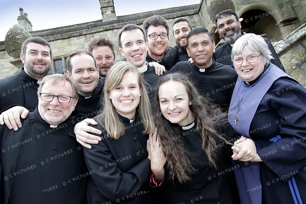 Blackburn Diocese - Pre Ordinations Shoot 30.06.17 photos