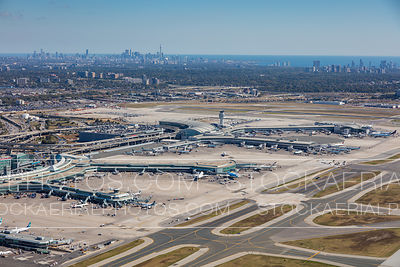 Pearson International Airport Terminals