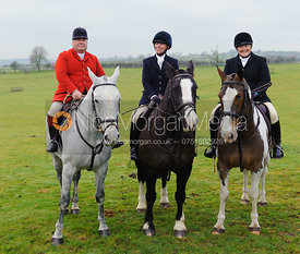 - The Cottesmore Hunt at Hill Top Farm 10/12/13
