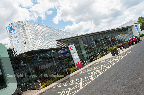 The International Centre, Telford, Shropshire