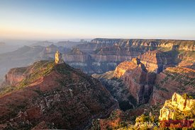 Sunrise at Point Imperial, Grand Canyon, USA