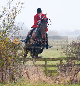 Joe Tesseyman - The Cottesmore at Ashwell Grange 5/11/11