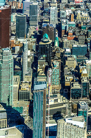 Downtown Core of the City of Toronto