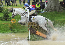 Olivia Wilmot and COOL DANCER - Event Rider Masters CIC***