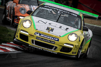 Porsche Carrera Cup Brands Hatch Indy photos