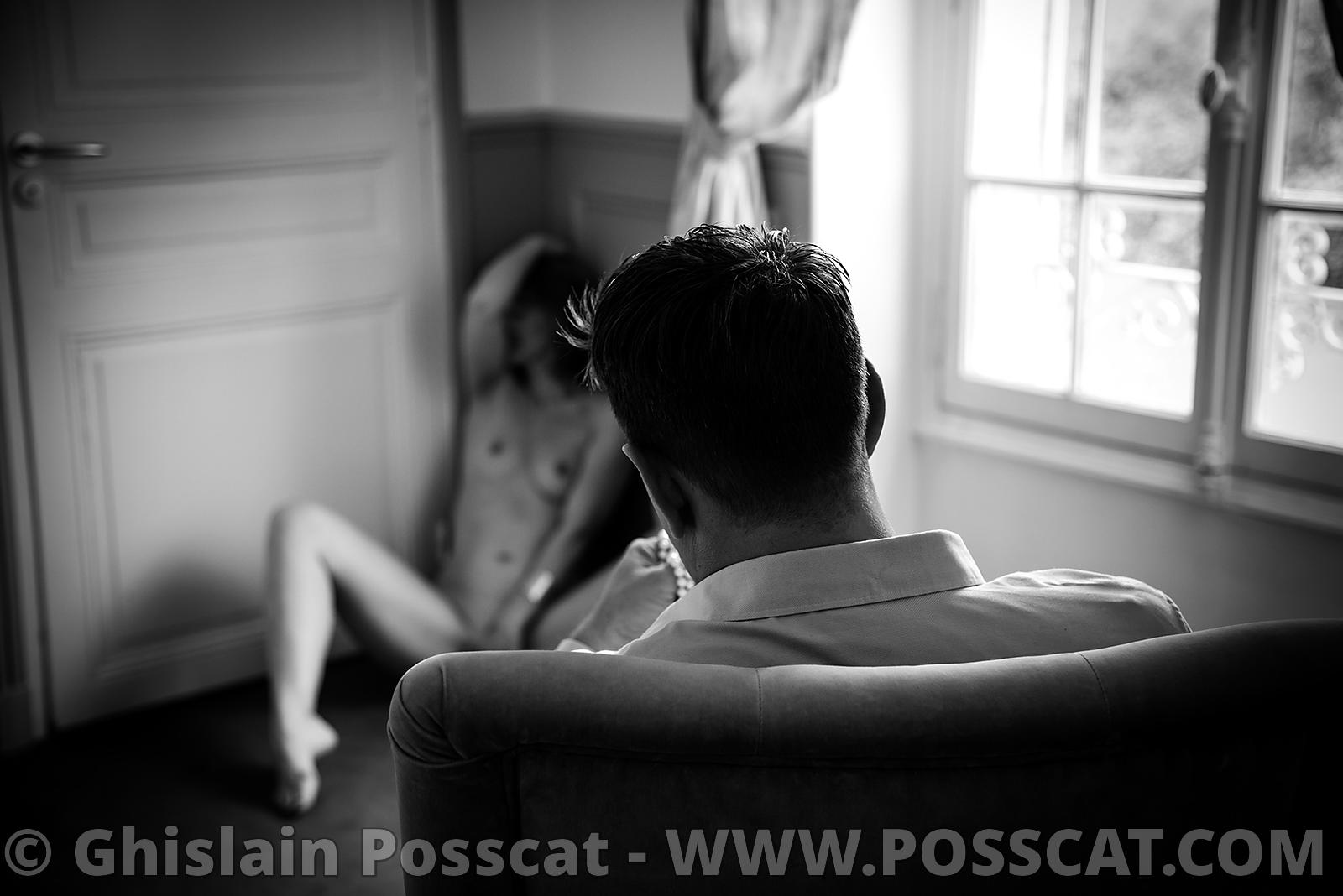 Erotic Photo shoot for couple Paris