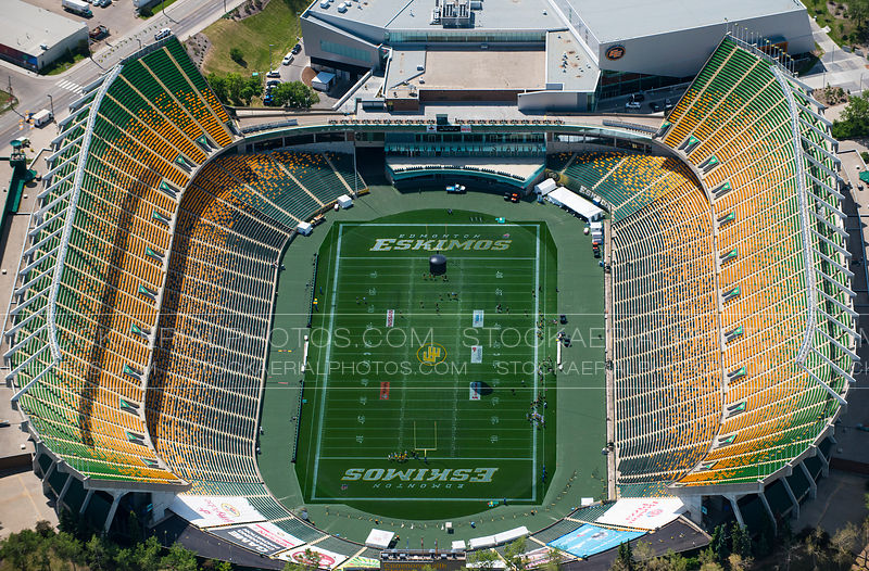 Commonwealth Stadium, Edmonton