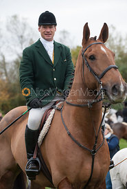 Mark Kyle - Quorn Hunt Opening Meet, The Kennels 26/10
