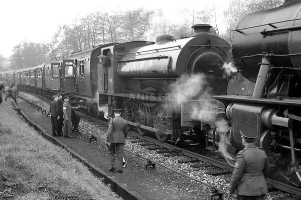 BRITISH INDUSTRIAL AND MILITARY RAILWAYS photos