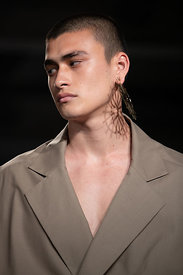 London Fashion Week Mens Sring Summer 2019 - Edward Crutchley