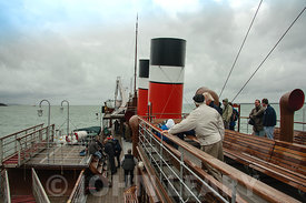 Paddle Steamer Waverley.