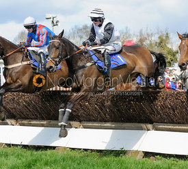 Gina Andrews and ABIJOE - Mares and Fillies
