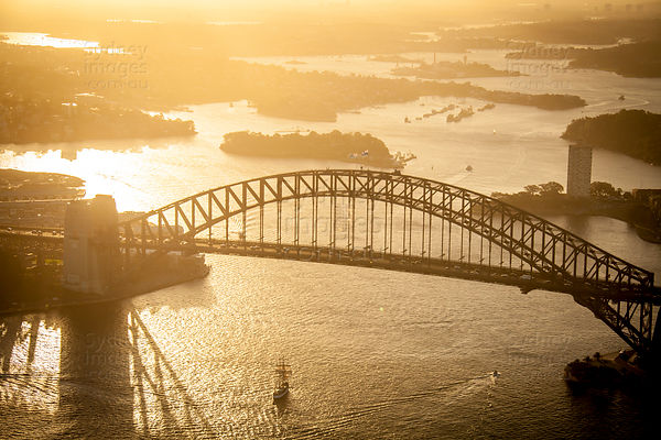 Harbour Bridge Dusk