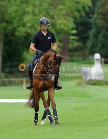 Tim Price - Burghley 2015