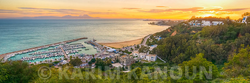 Tunisia (Panoramas) Fine Art Prints