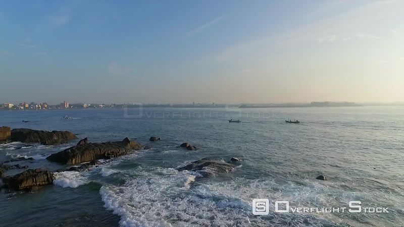 Galle Sri Lanka Drone Video