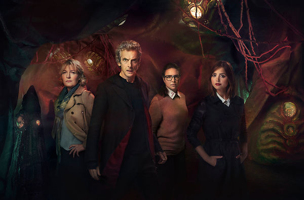 Doctor Who Series 9 Ep8 The Zygon Inversion, Iconic unit still