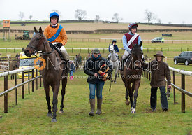 Race 1 - Cottesmore Hunt Point to Point, Garthorpe 4/3/12