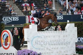 First Qualifier - Longines FEI Nationscup Final