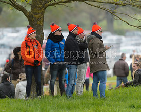 Dutch fans - Cross Country - Mitsubishi Motors Badminton Horse Trials 2017