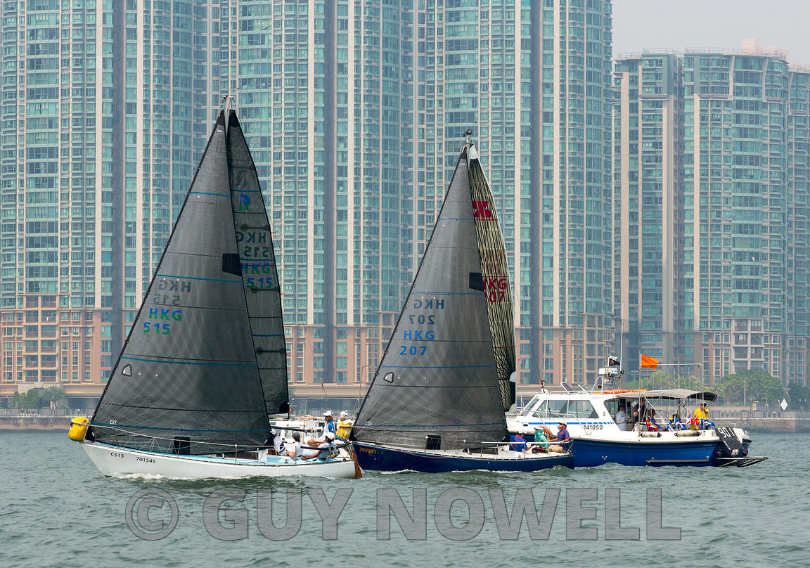 RHKYC Autumn Regatta 2017