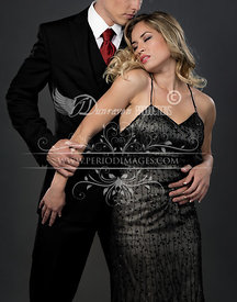 Marissa & Slade Stock photos