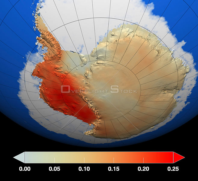 EARTH Antarctica -- 2009 -- For a long time, it seemed that Antarctica was immune to global warming.