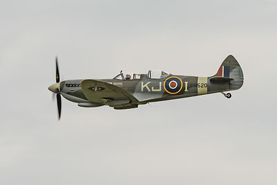 Boultbee Spitfire IXT
