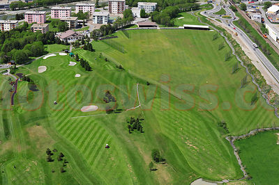 Golf Course Samedan Airview Engadine Golf Club photos