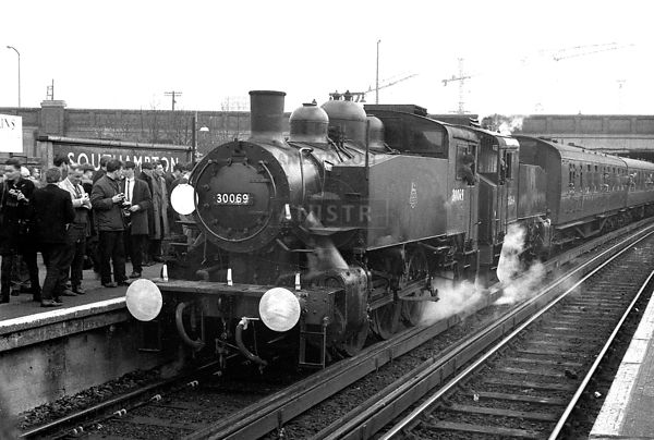 SOUTHERN STEAM 1967 photo, images