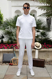 London Fashion Week Mens Sring Summer 2019 - Velsvoir
