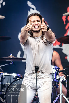 Andrew WK photos