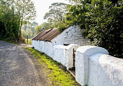 Killorglin Farm Lane- County Kerry Ireland