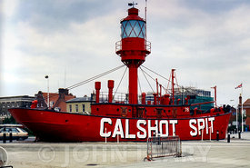 Calshot Spit Light Ship