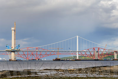The Queensferry Crossing images